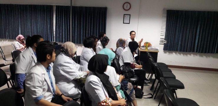 Diskusi Radiologi Dasar oleh PPDS Senior